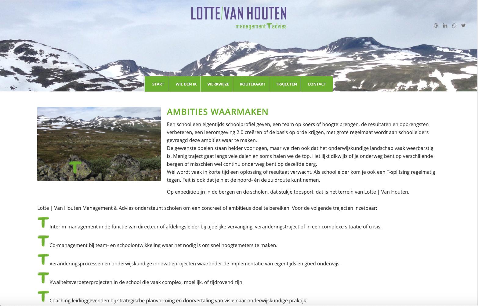 Lotte van Houten Management & Advies